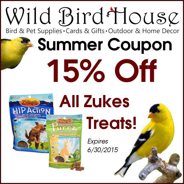 Wild bird habitat store coupon code